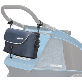 Croozer Veske til håndtak for alle Kid Plus / Kid Barn night blue/ocean blue